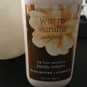 Warm Vanilla Sugar